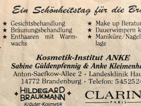Ihr Kosmetikinstitut Anke wird 50 - Teil 16