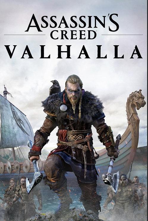 Assassin'S Creed Valhalla Ubisoft PC Windows