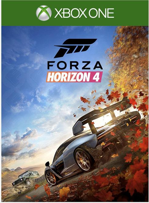 Forza Horizon 4 Digital Code Xbox One