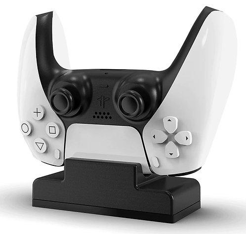 Dock station Stand portatile Dual USB per controller PS5