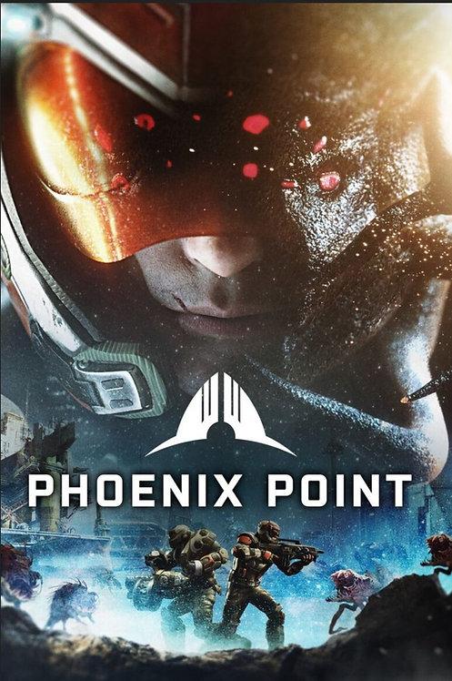 Phoenix Point-Epic Games Digital game PC Windows