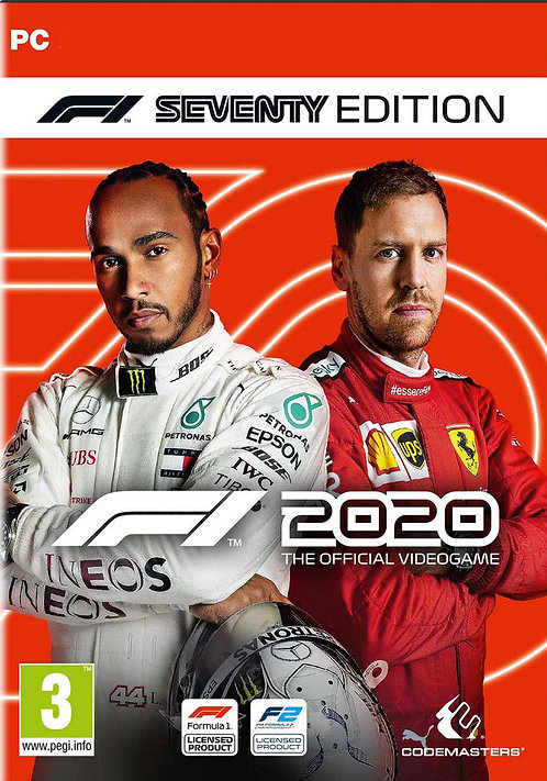 F1 2020 Seventy Edition Digital game PC Windows