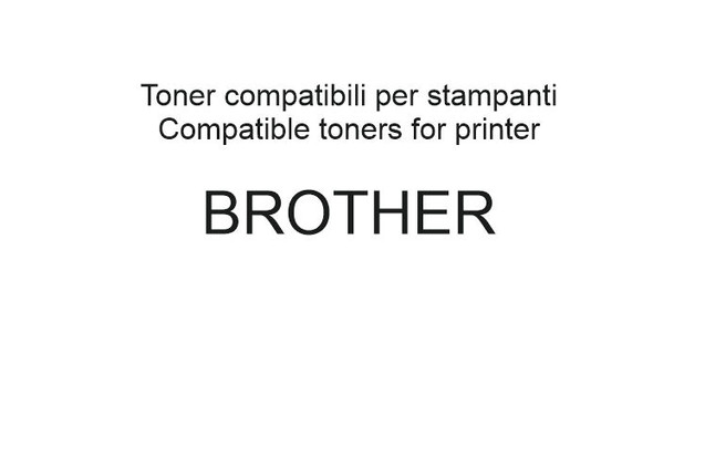Compatibile Brother