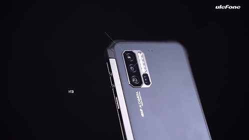 Ulefone Armor 7E Smartphone Waterproof IP68 Android 9.0 Helio P90 128Gb cam 48mp