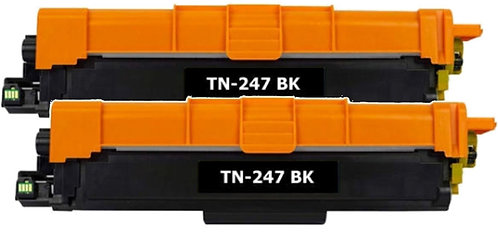 Toner per Brother TN-247 cartucce 2 unità