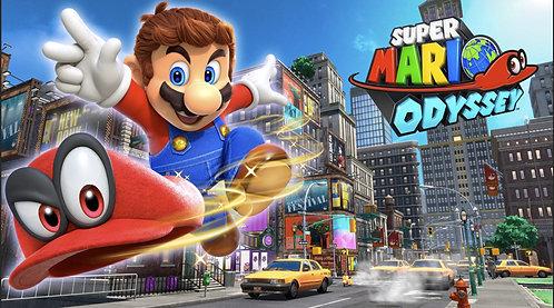 Super Mario Odyssey - Codice download per Nintendo Switch