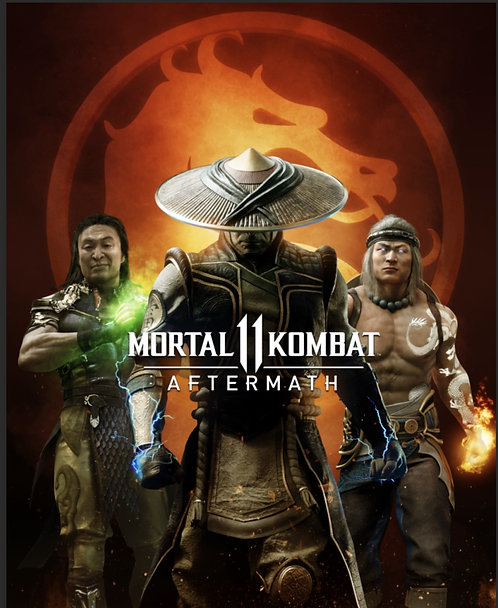 Mortal Kombat 11 Mortal - AFTERMATH DLC Digital game PC Windows