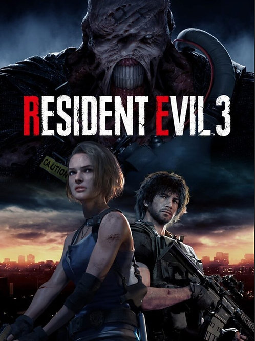 Resident Evil 3 (2020) Digital game PC Windows