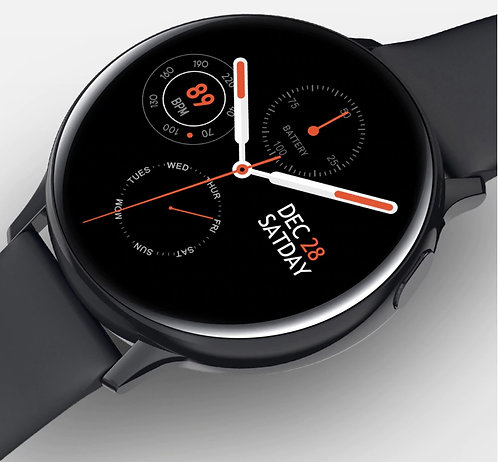 SmartWatch  S20  1.4^ Touch screen IP68 impermeabile, sportivo, 7 giorni standby