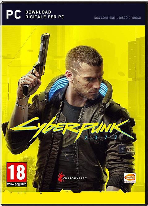 Cyberpunk 2077 PC Windows Gog donwload