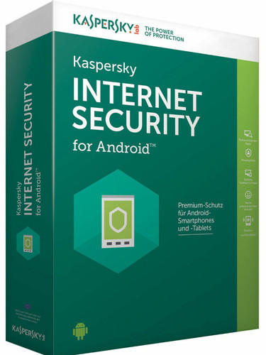 Kspersky Internet Security per Android