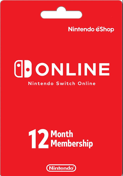 Nintendo Switch Online account Iscrizione individuale