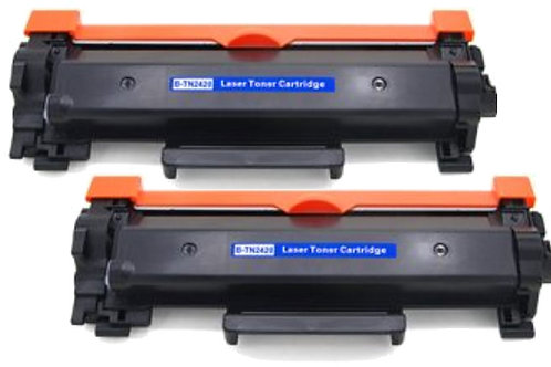 Toner per Brother TN2420 with CHIP, HL 2310 2350 2370