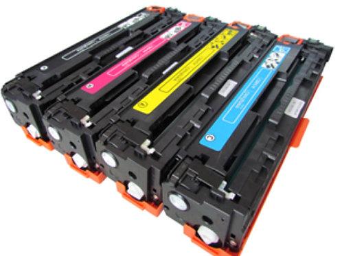 Serie di toner per 410X CF HP CF410X CF411X CF412X CF413X