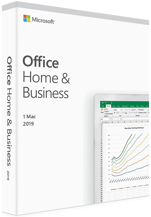 Microsoft Office 2019 Home e Business per 1 Mac® OS Big Sur