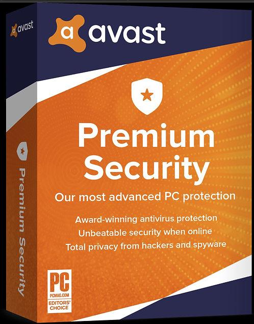 Avast Premium Security 2020 | dispositivo | anno