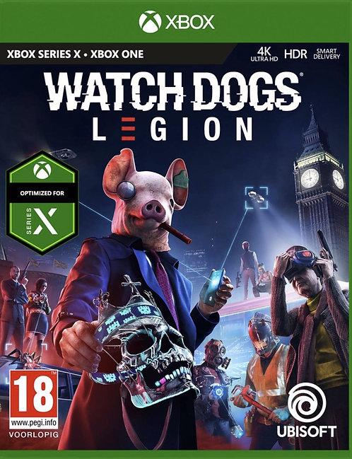 Watch Dogs Legion Ubisoft  Digital Code Xbox One Xbox Series