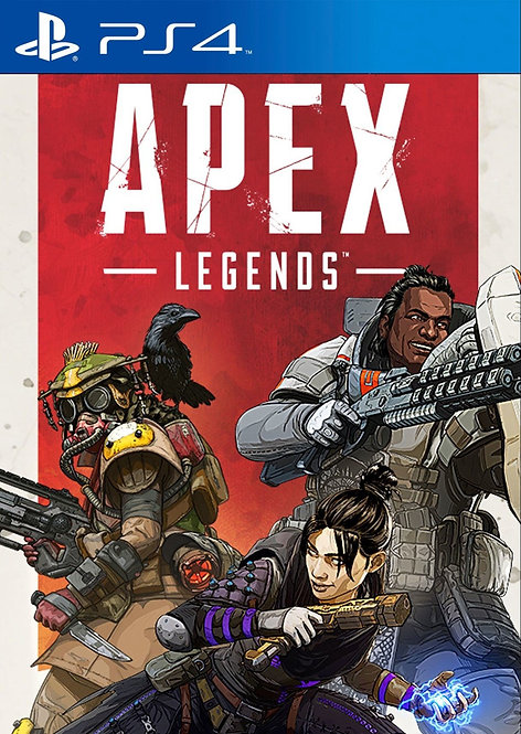 Apex Legends Bloodhound Edition Digital game Playstation 4