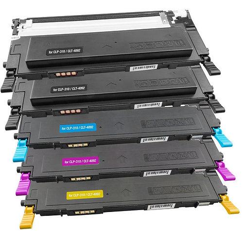 Serie di toner per Samsung CLP310 CLT-K4092S