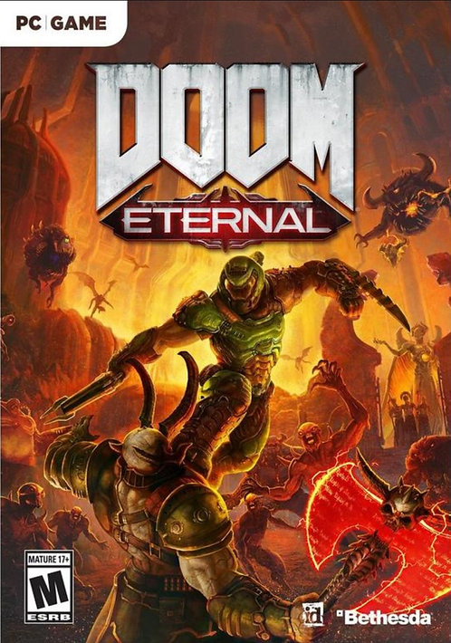 Doom Eternal Digital game PC Windows
