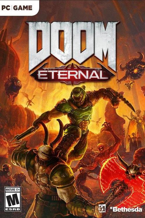Doom Eternal Digital game PC Windows