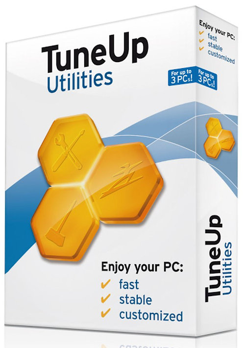 TuneUp Utilities 2021 | dispositivo | anno