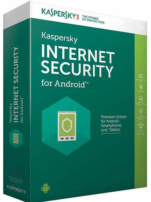 Kaspersky Internet Security Andoid 2020, 1 dispositivo / 1 anno