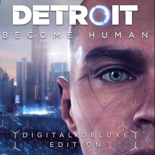 Detroit: become Human Epic Games Digital game PC Windows