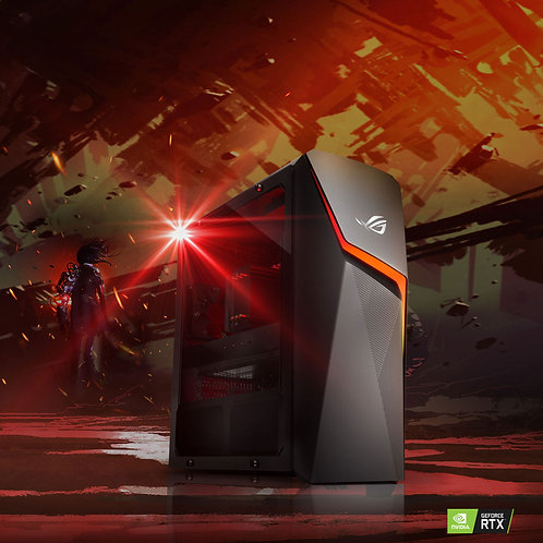 Computer Gaming desktop ASUS GL10DH-NH764