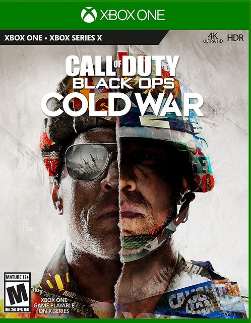 Call of Duty : Black Ops Cold War Digital Code Xbox One