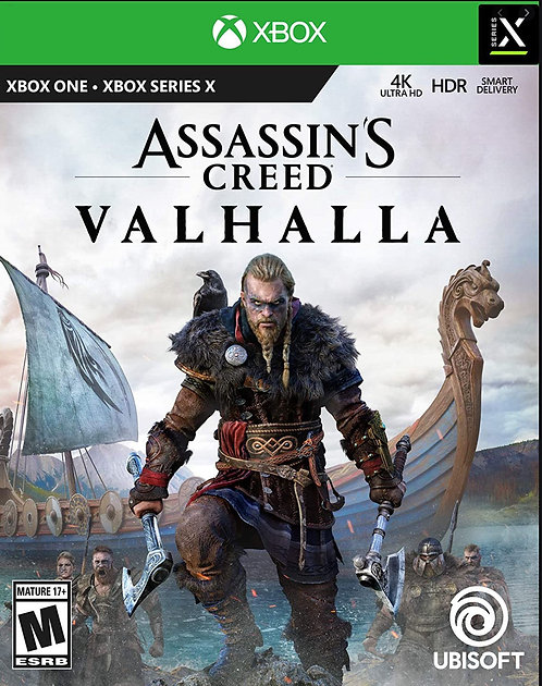 Assassin'S Creed Valhalla Ubisoft  Digital Code Xbox One