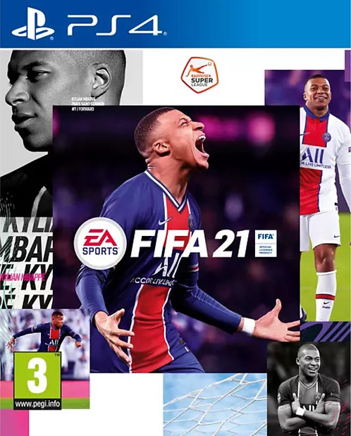 FIFA 21 Champions Edition EA Sports Digital Code Playstation 4 / 5