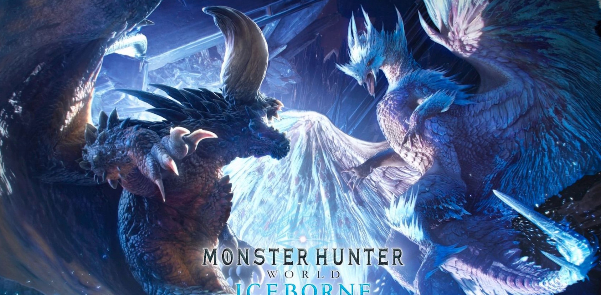 Monster Hunter World - Iceborne (Master Edition)