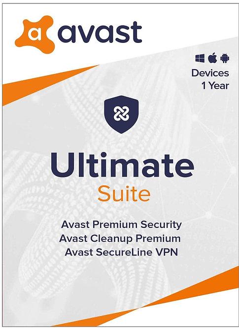 Avast ULTIMATE 2021 | dispositivo | anno