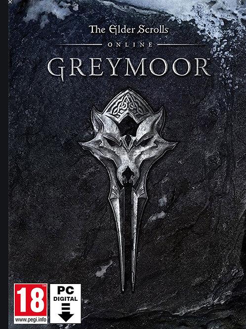 The Elder Scrolls Online Greymoor Digital game PC Windows