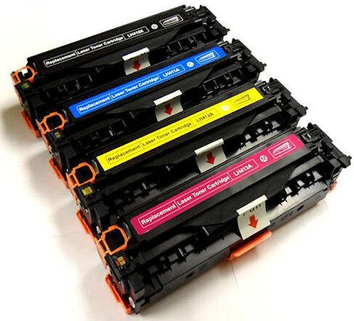 Toner per HP 305X CE410X CE411A CE412A CE413A