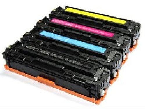 Toner per HP 131X CF210X CF211A CF212A CF213A