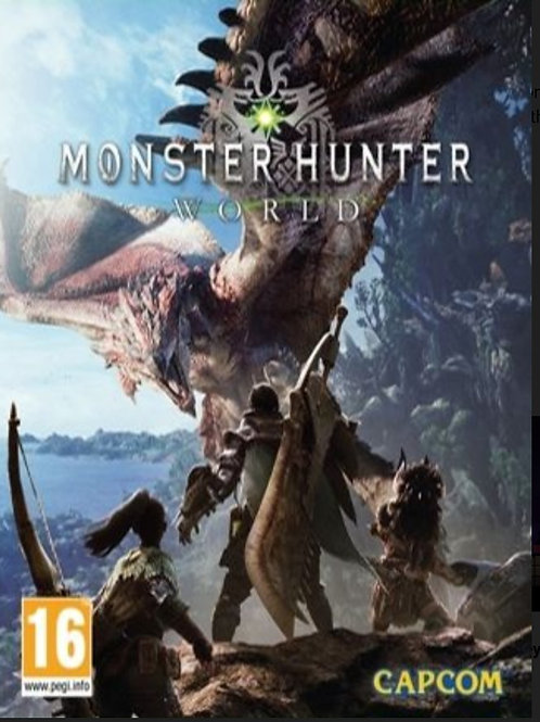 Monster Hunter World Digital game PC Windows