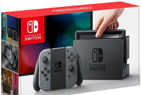 NINTENDO Switch. Gray Versione 2 - 2019