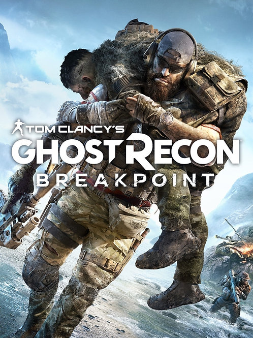 Tom CLANCY'S GHOST RECON breakpoint Digital game PC Windows