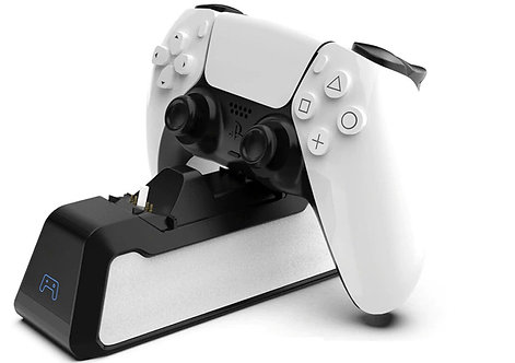 Dock station Stand Dual USB per controller PS5