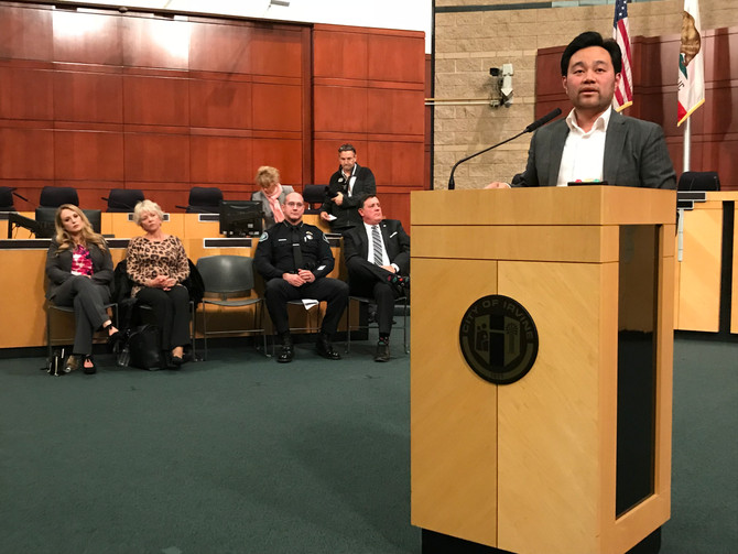 An update on the County's homeless proposal