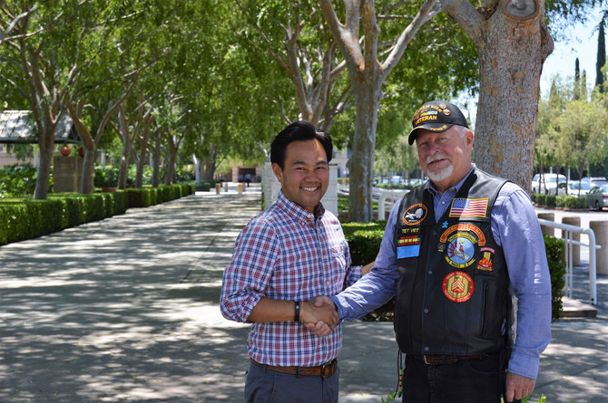An Open Letter to Orange County's Veterans