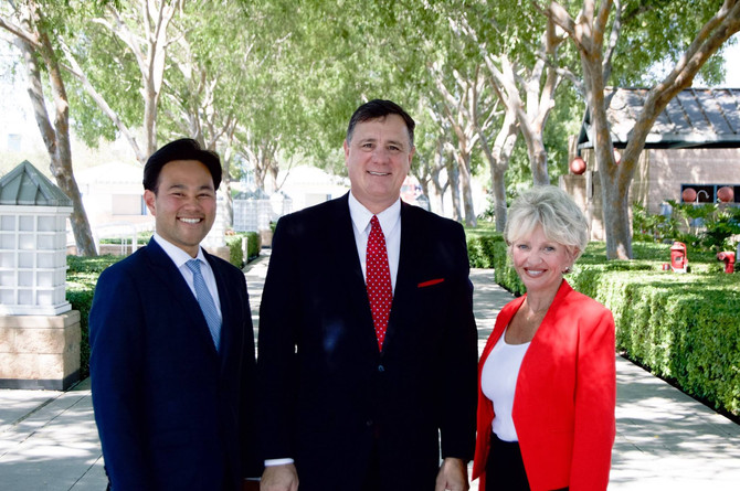 Join Mayor Don Wagner and Mayor Pro-Tem Christina Shea in supporting Anthony Kuo for Irvine City Cou