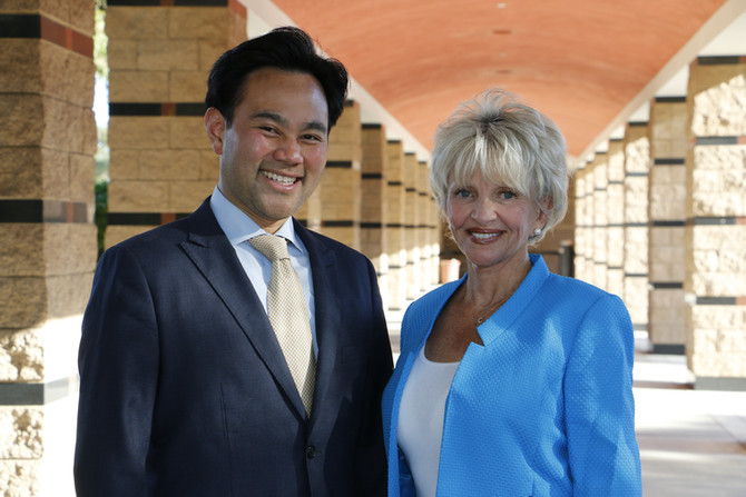 OC Register Endorses Shea and Kuo