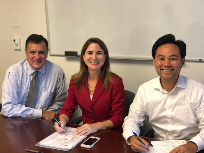 Anthony Kuo First to File and Qualify for Irvine City Council