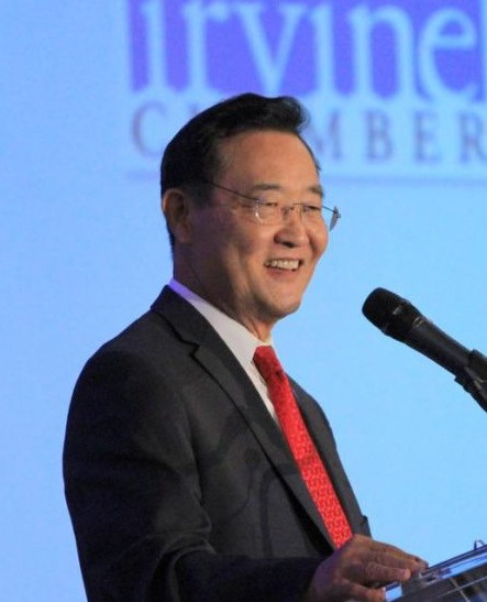Anthony Kuo Endorsed by Assemblyman and former Mayor Steven Choi