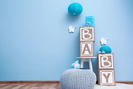 Beautiful decorations for baby shower pa