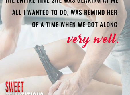 Excerpt from Sweet Temptations