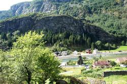 ノルウェー山岳鉄道